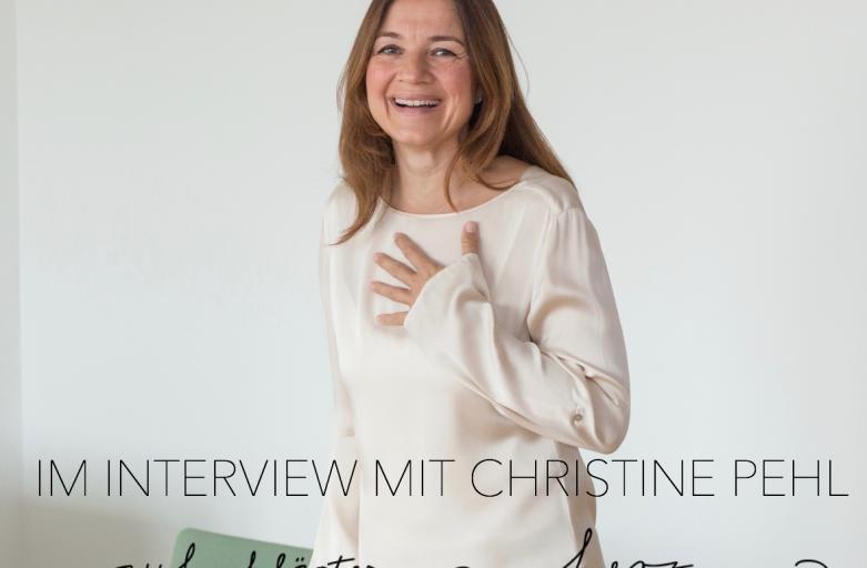Interview mit Christine Pehl