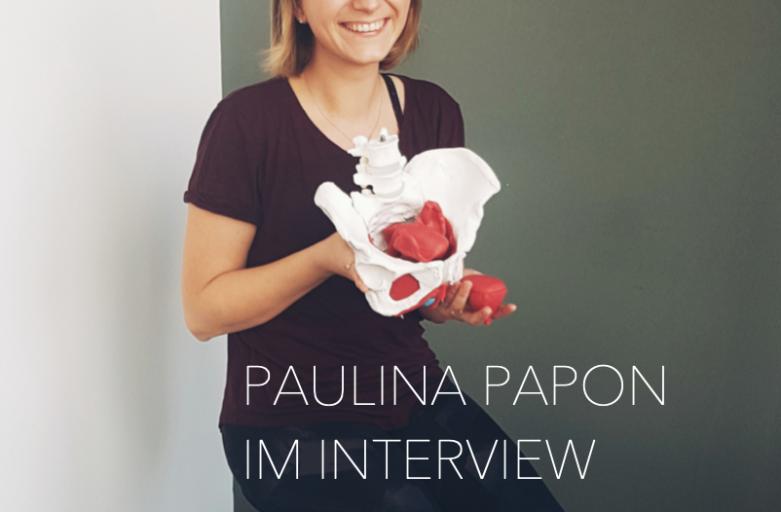 Paulina Papon im Interview zum Beckenboden